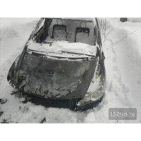 Продам а/м Honda Civic битый