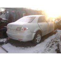 Продам а/м Mazda 6 аварийный