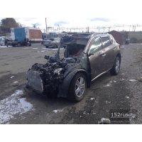 Продам а/м Nissan Murano битый
