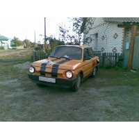Продам а/м ЗАЗ 968 без документов